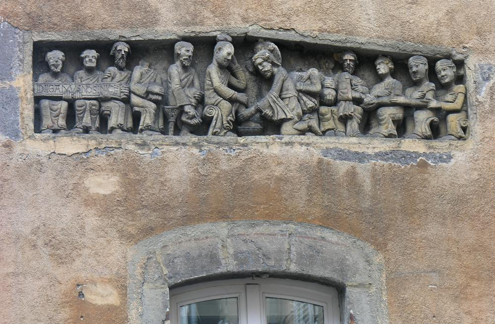 Clermont-Ferrand, Place des Gras