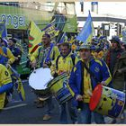 Clermont rugby fans in newcastle 9