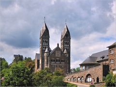 Clervaux -Die Pfarrkirche
