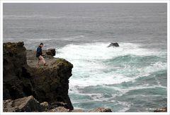 [ Cliff fishing II ]