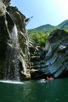 Cliffdiving World Championship 2006 - Brontallo/CH
