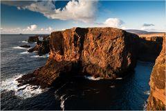 [ Cliffs of Eshaness ]