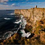 [ Cliffs of Marwick Head ]