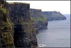 Cliffs Of Moher - Blick nach Süden..