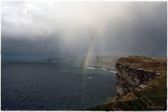 [Cliffs of Moher - Regenbogen I]