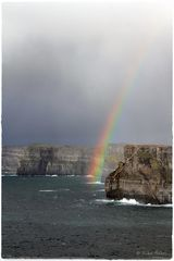 [Cliffs of Moher - Regenbogen II]