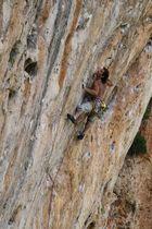 Climbing in Grazalema
