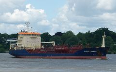 Clipper Leander   -   Chem. Tanker