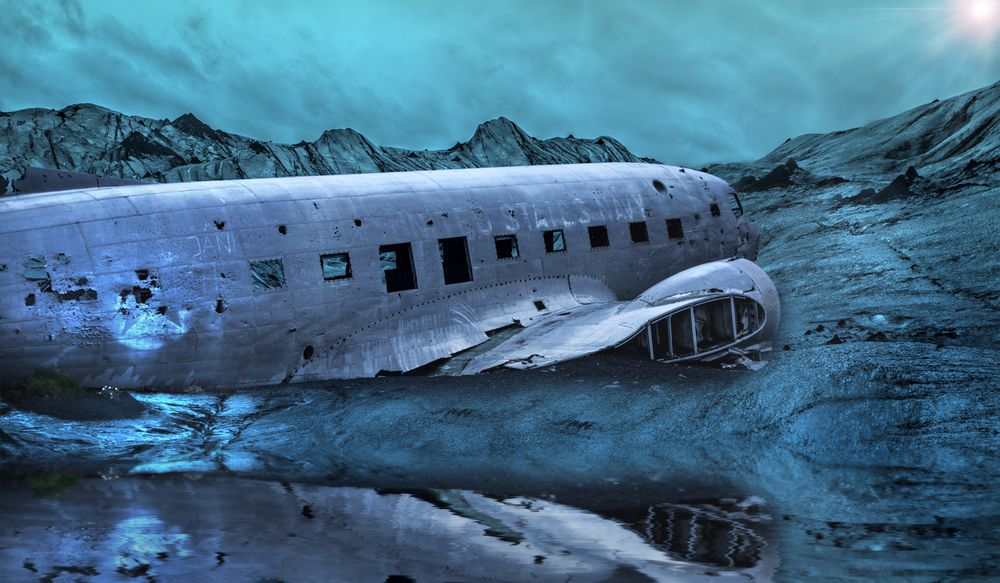Cloaking plane