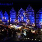 Clobesmarkt Homberg (Efze)