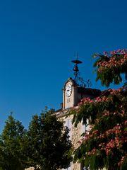 Clocheton d'une petite mairie d'un petit village