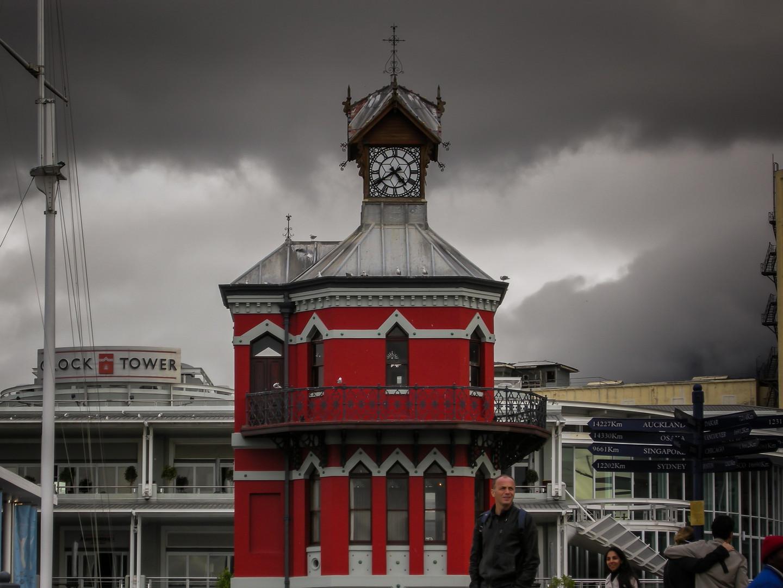Clock Tower eines der Wahrzeichen von Kapstadt