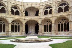 Cloitre du Monastère des Hieronymites, Portugal