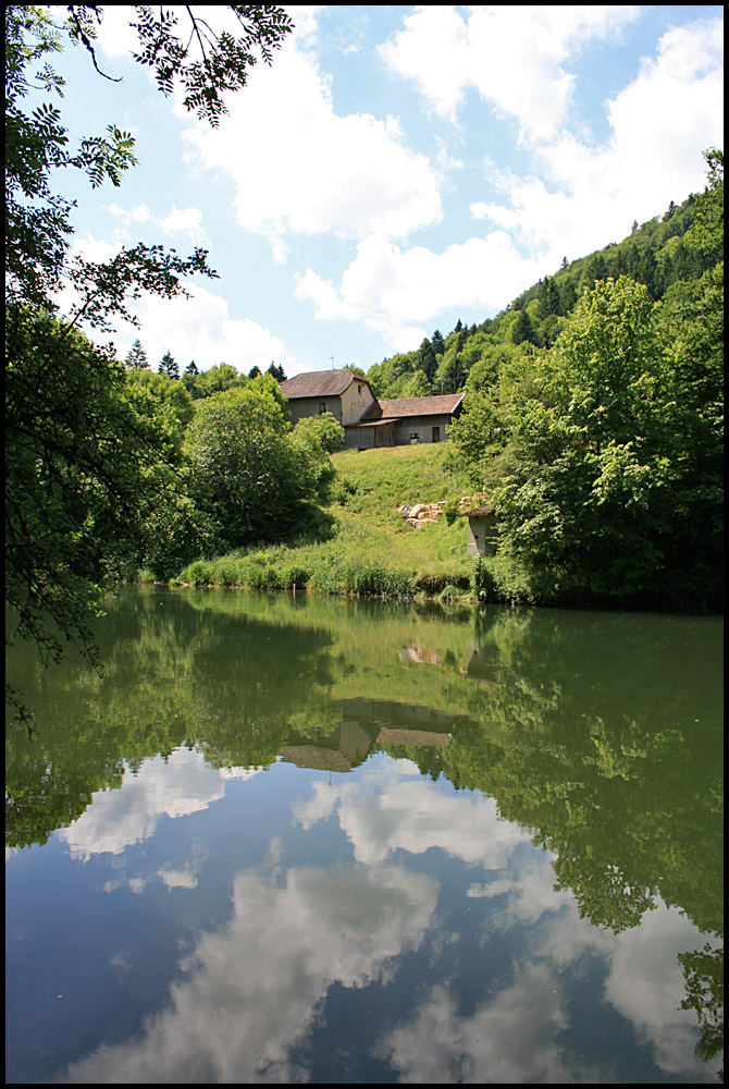 Clos du Doubs - bei Goumois (CH/F)