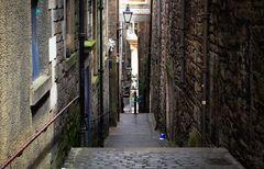 Close in Edinburgh