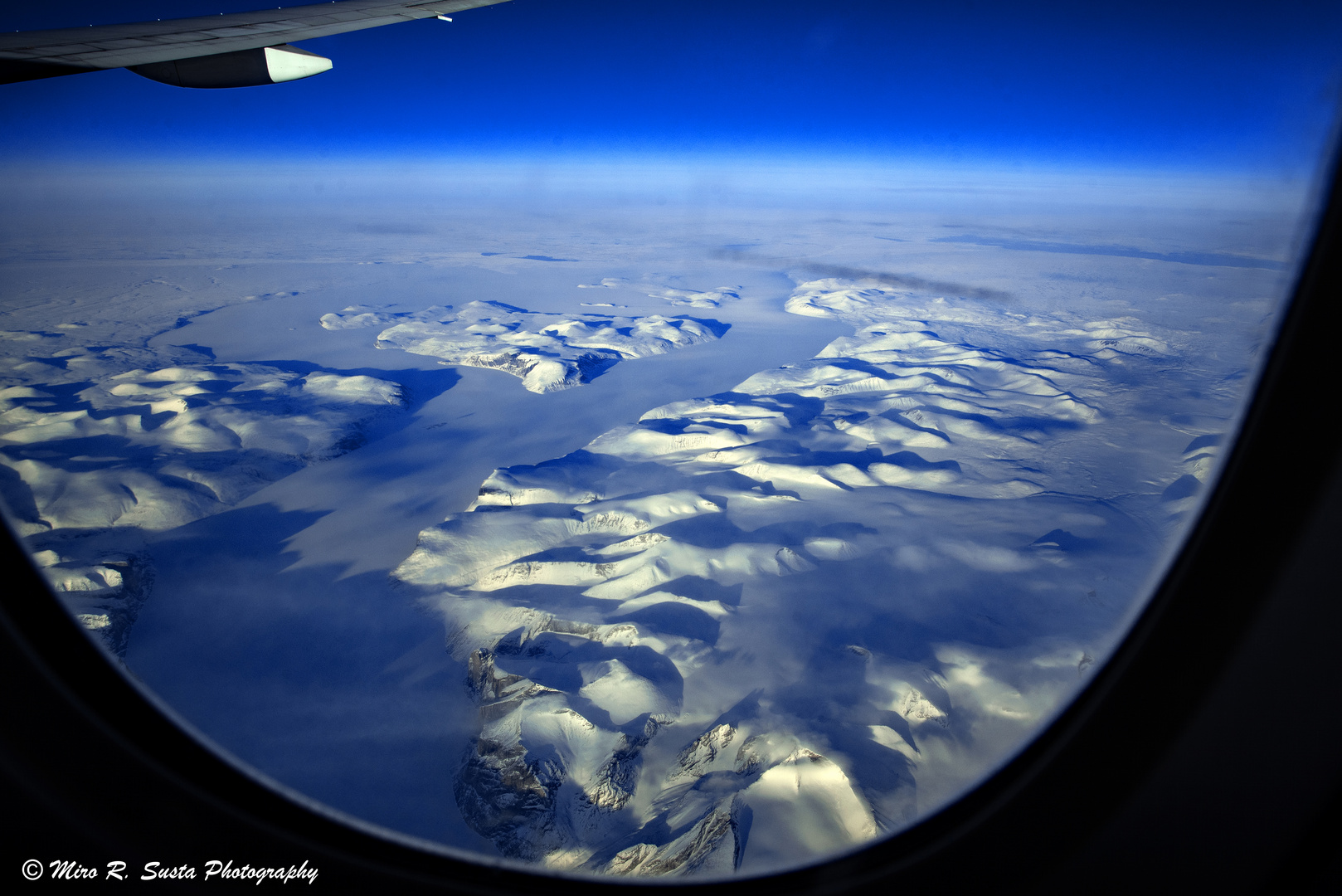 Close to North Pole