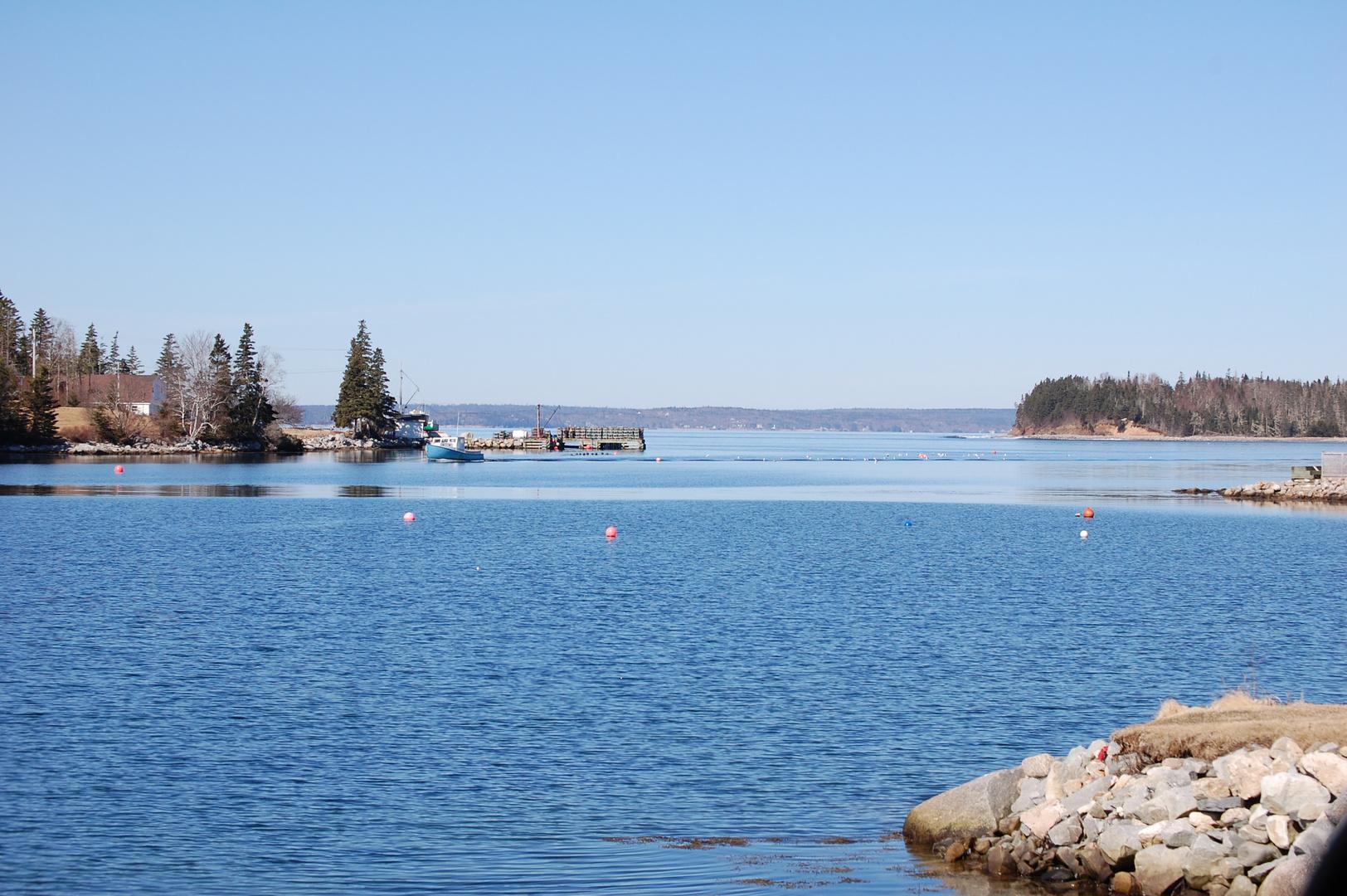 Close to Peggys Cove