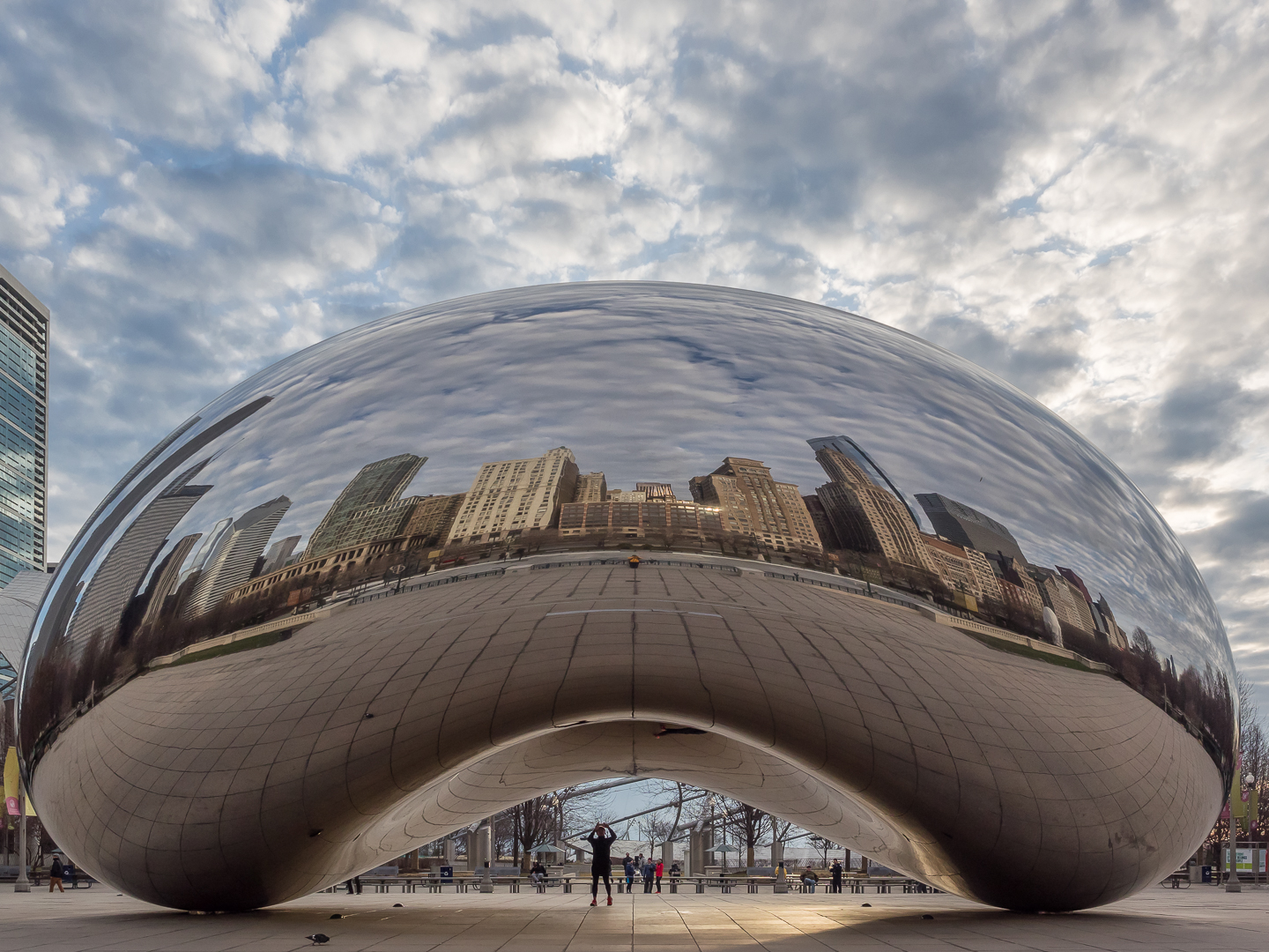 Cloud Gate I