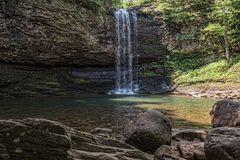 Cloudland Canyon - Cherokee Fall