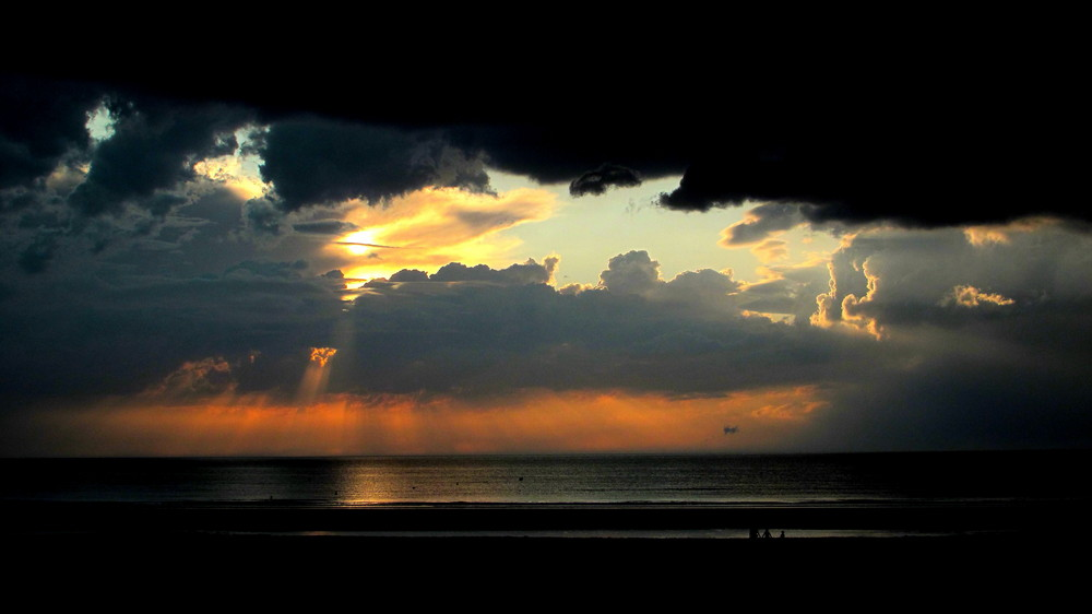 clouds...