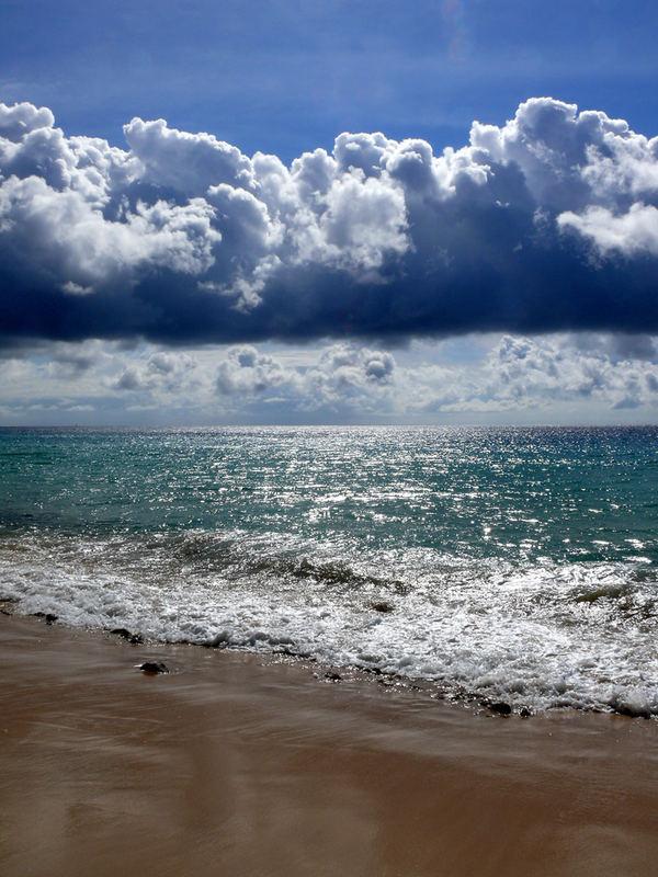 ...clouds...