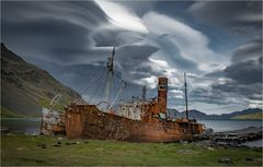 Clouds and Ships