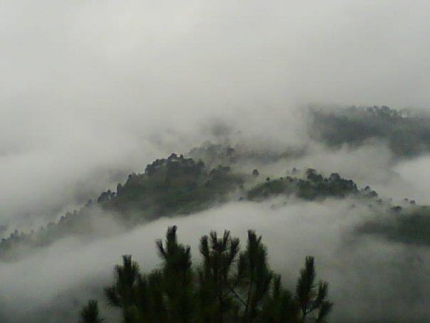 Clouds at Rest by Amina Mushtaq