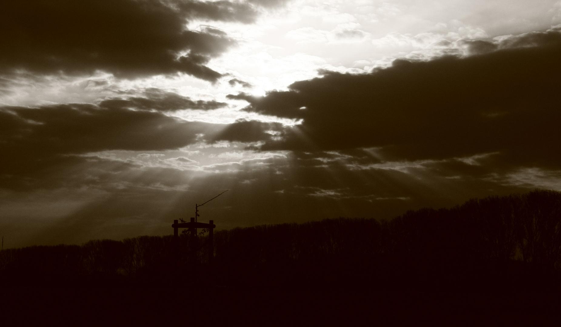 Clouds breakthrough