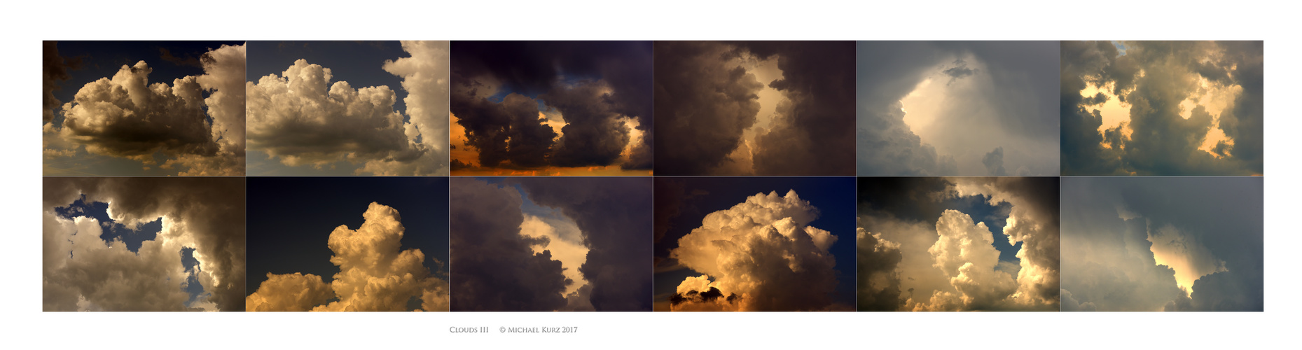 Clouds     © Michael Kurz 2017