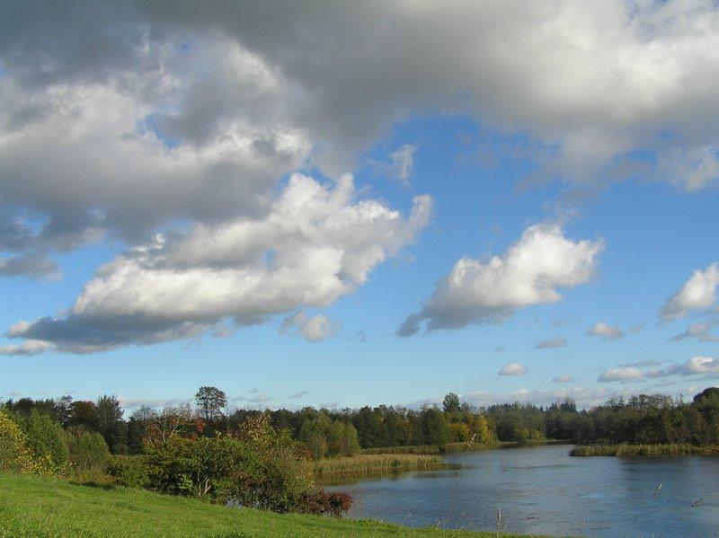 Clouds vs River :))