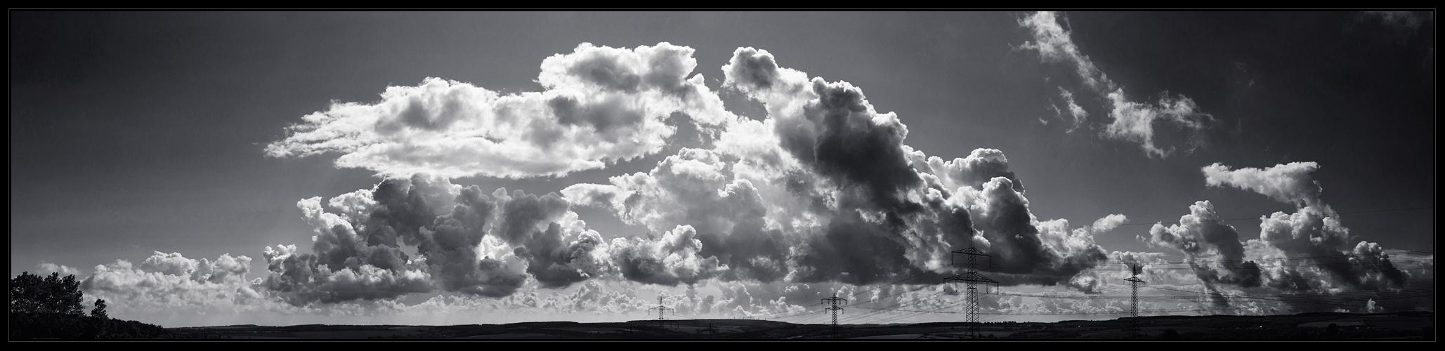 *cloudy