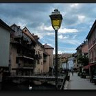 Cloudy day in Annecy