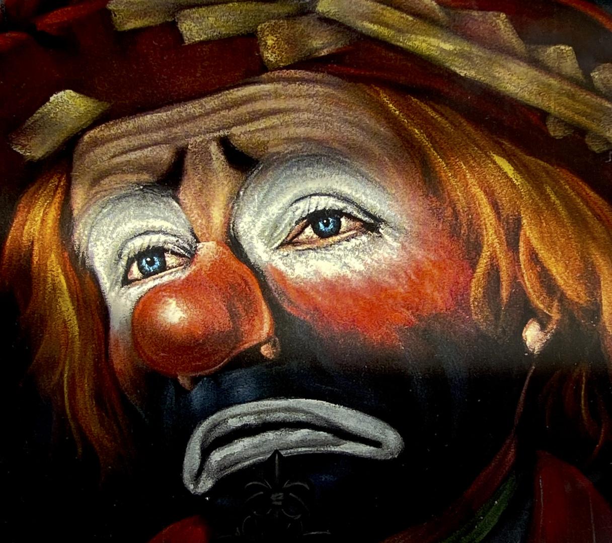 Clown einfach nur ein Clown Bild