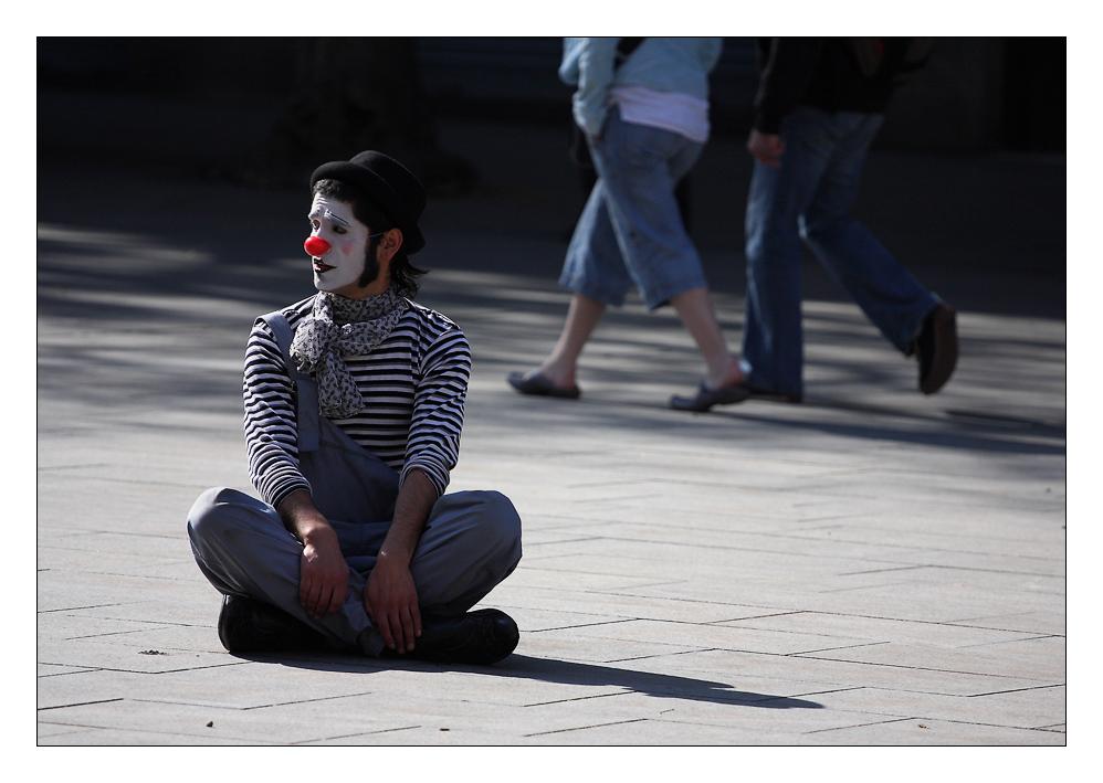 clown sein