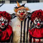 Clowns sympathiques.