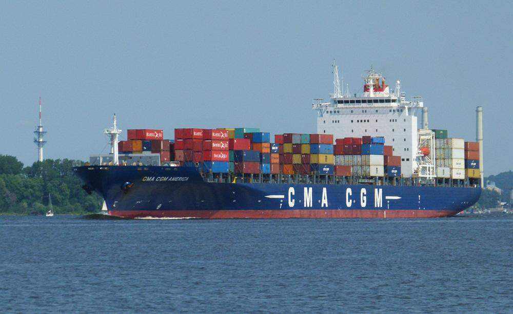 CMA CGM America   ex   Conti Nantes