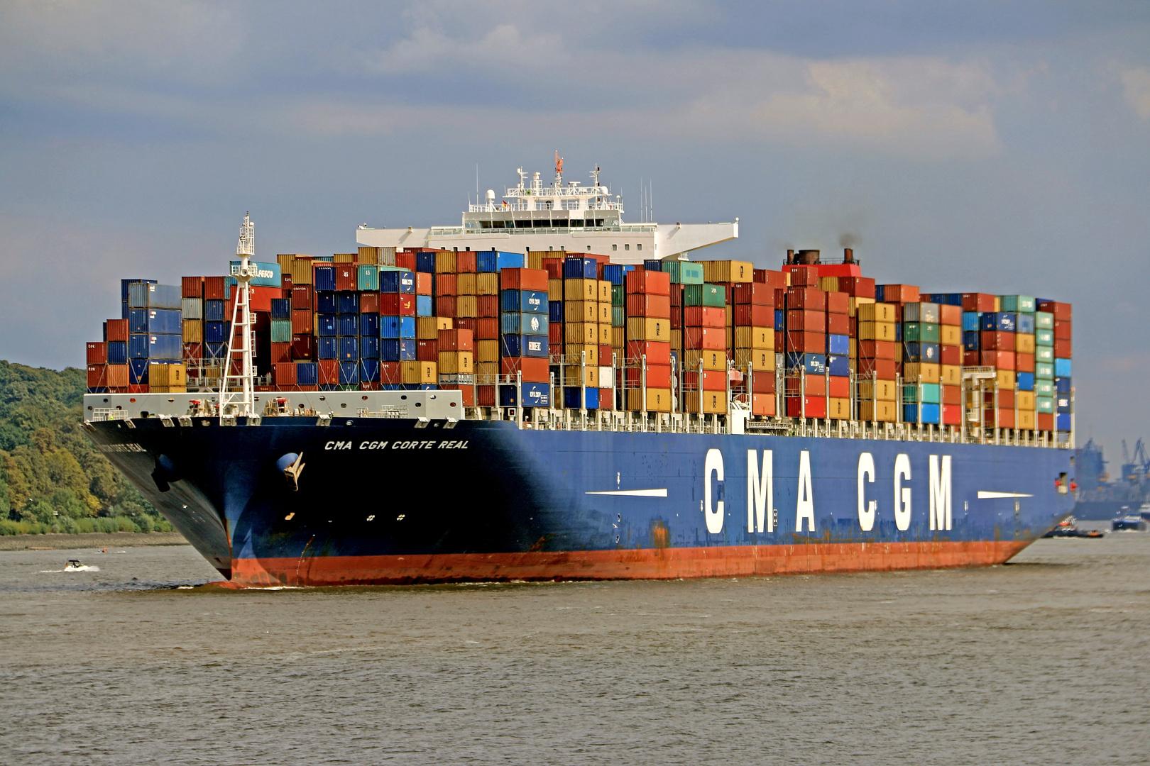 CMA CGM Corte Real