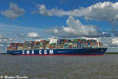 CMA CGM Vasco De Gama