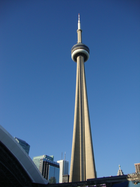CN Tower 2013