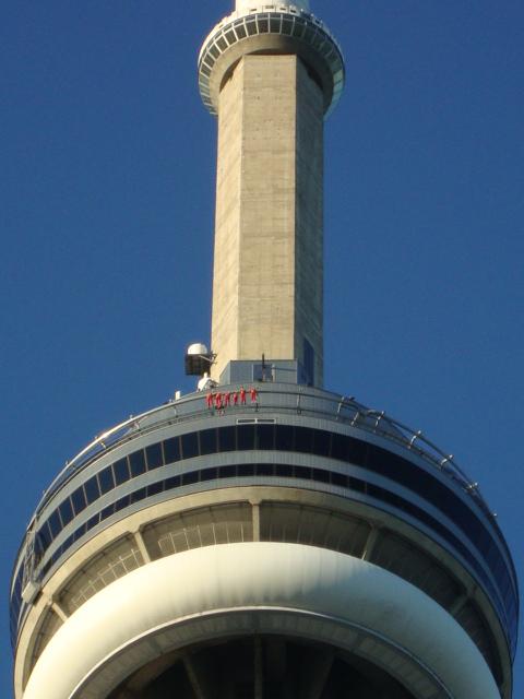 CN Tower-Edgewalk