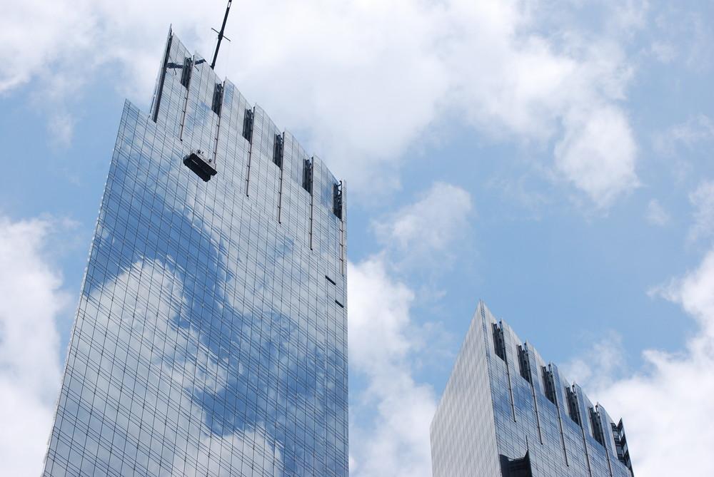 CNN towers