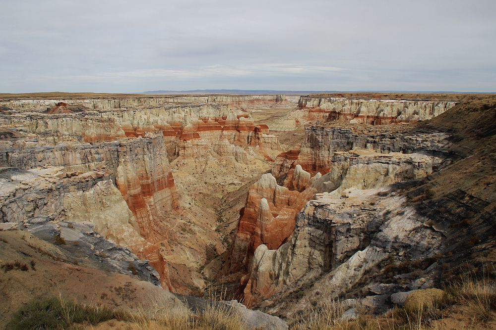 Coal Mine Canyon bei Tuba City