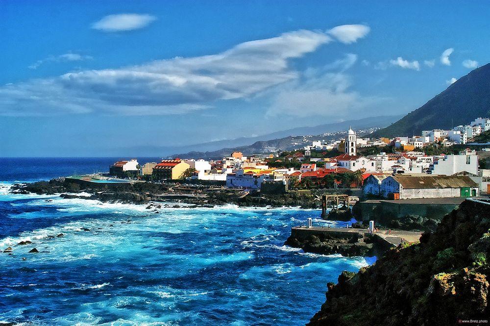 Coastal Garachico