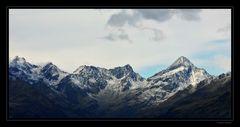 Coated peaks