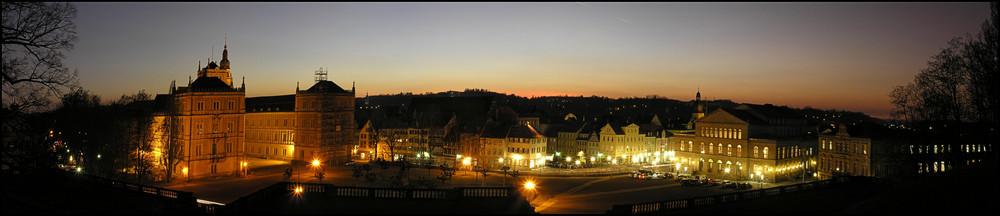 Coburg@ Night