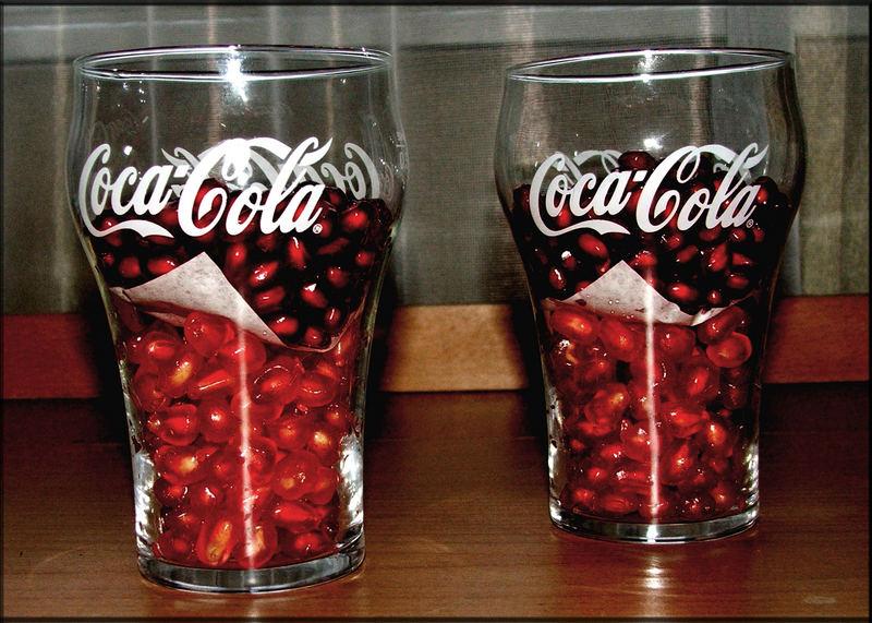 Coca-cola..
