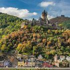 *Cochem @ Reichsburg im Herbst*