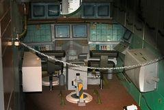 Cockpit der MIR