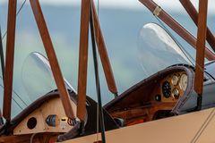 Cockpit der Morane BB