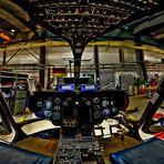 Cockpit-Panorama